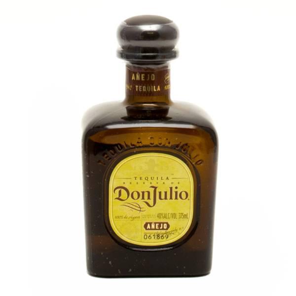 Tequila El Amo Añejo 750mL