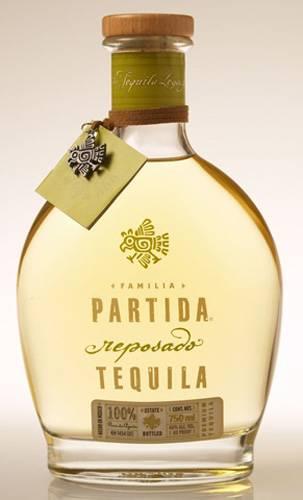 Tequila Familia Partida Reposado 750mL