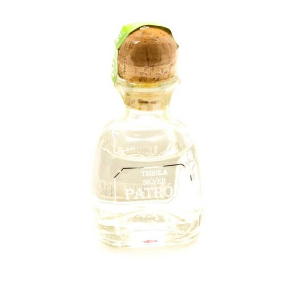 Tequila Patron Silver 50mL