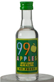 99 Apples Liqueur 50mL