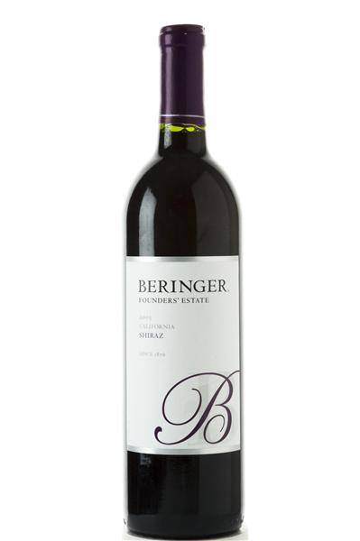 Beringer Shiraz Wine 750mL