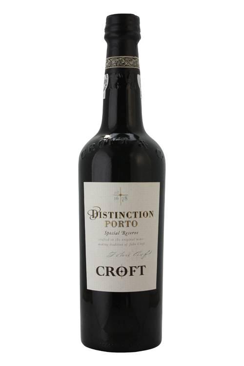Distinction Porto Croft Wine 750mL