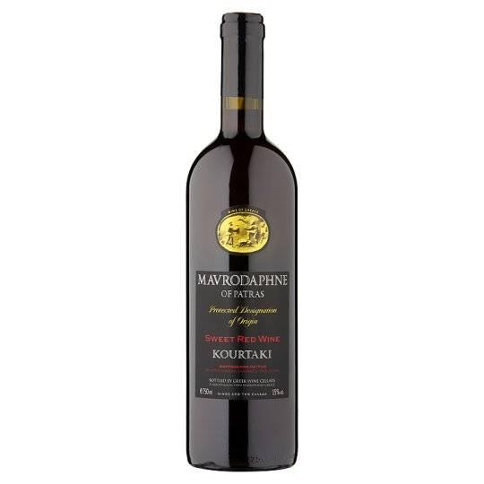 Mavrodaphne of Patras Wine 750mL