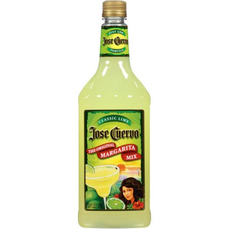 Jose Cuervo - The Original Margarita Mix - Classic Lime - 1.75L