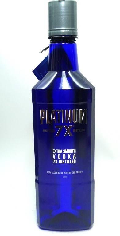 Platinum 7X - Extra Smooth - 750mL