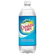 Canada Dry - Club Soda - 1L