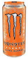 Monster Energy Ultra Sunrise - 16oz.
