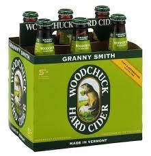 Woodchuck - Tart Green Apple - Hard Cider - 12 oz Bottle - 6 pack