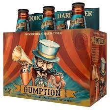 Gumption - Hard Cider - Original - 12oz bottle - 6 pack