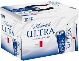 Michelob Ultra - Beer - 12oz can - 12 pack