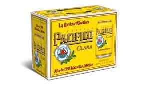 Pacifico Clara - Beer - 12oz can - 12 pack