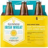 Guinness - Irish Wheat - 12oz Bottle - 6 Pack