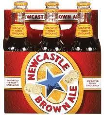 New Castle - Brown Ale - 12oz bottle - 6 pack