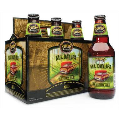 Founder's All Day - Beer - 12oz. bottle - 6 pack