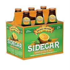 Sierra Nevada - Sidercar - 12oz bottle - 6 pack