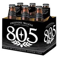 Firestone - Walker 805 - 12oz. bottle - 6 pack