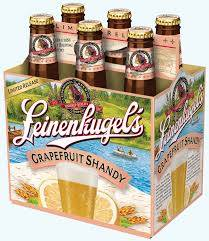 Leinenliugel's - Grapefruit Shandy - 12oz bottle - 6 pack