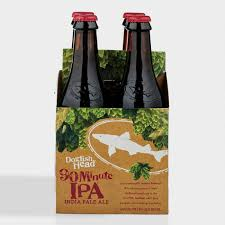 Dogfish Head - 90 Minute - IPA - 12oz bottle - 4 pack