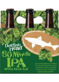 Dogfish Head - 60 Minute - IPA - 12oz. bottle - 6 pack