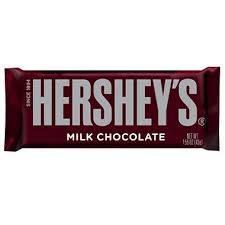 Hershey's Milk Chocolate - 1.55oz (43g)