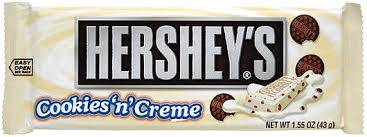 Hershey's Cookies & Cream - 1.55oz (43g)