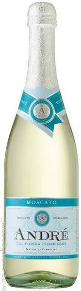 Andre - Moscato - California Champange - 750mL