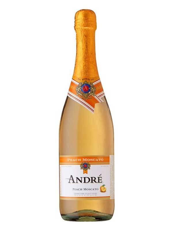 Andre - Peach Moscato - 750mL