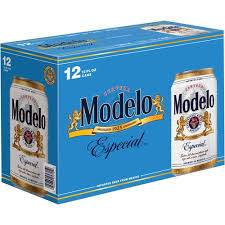 Modelo Especial - Beer- 12oz can - 12pack