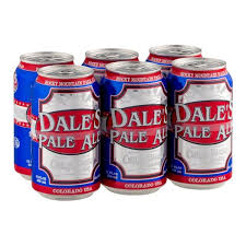 Dale's Pale Ale - Oskar Blues - 12oz. - 6 pack can
