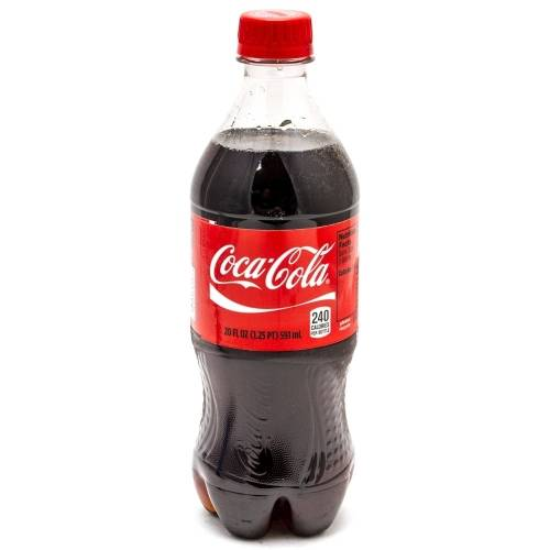 Coke - 20 oz bottle