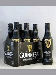 Guinness - Draught Stout - 6 pack bottle