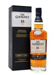 The Glenlivet 18 Years of Age - Single Malt Scotch Whisky - 750mL