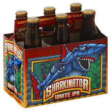 Sharkinator - White IPA - Beer - 6 pack bottle