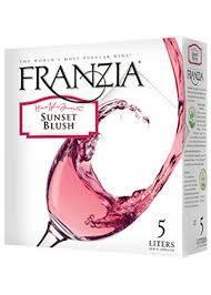 Franzia - Sunset Blush - 5 Liters