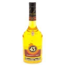 43 - Cuarenta y Tres Liqueur - 750ml
