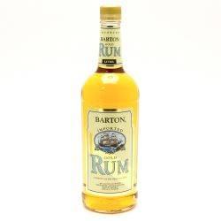 Barton - Gold Rum - 1 Liter