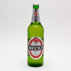 Beck's - German Beer - 22oz Bottle
