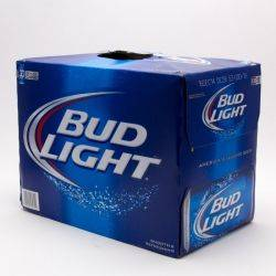 Bud Light - 12oz Can - Beer - 30 Pack