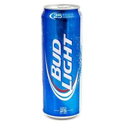 Bud Light - Beer - 25oz Can