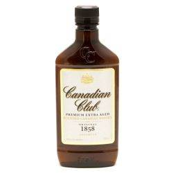 Canadian Club - Canadian Whiskey - 375ml