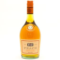 E&J - Peach Brandy - 750ml