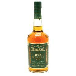 George Dickel - Rye Whiskey - 750ml