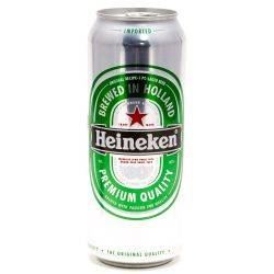 Heineken - Lager Beer - 16oz Can