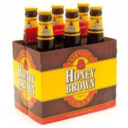 Honey Brown - Extra Rich Lager - 12oz...