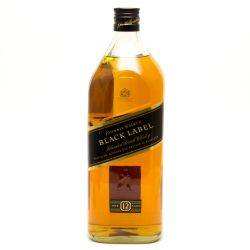 Johnnie Walker - Black Label - Scotch...