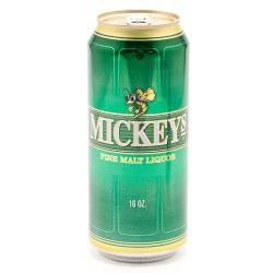 Mickeys - Fine Malt Liquor - 16oz Can
