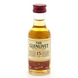 The Glenlivet - 15 - Single Malt...