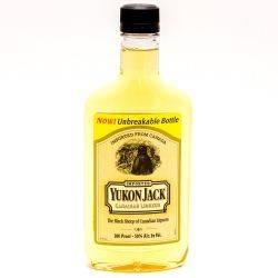 Yukon Jack - Canadian Liqueur - 375ml