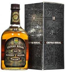 Chivas Regal Blended Scotch Whisky 750mL