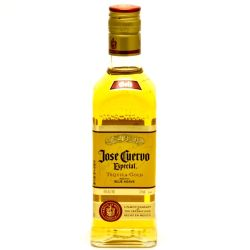 Jose Cuervo Tequila Especial Gold 375 mL